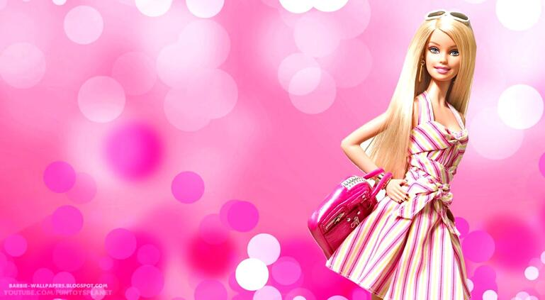 Barbie-wallpaper