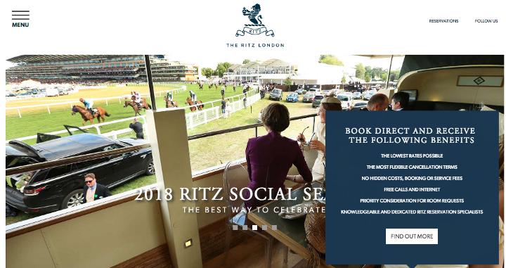 ritz-hotel-direct-booking-website