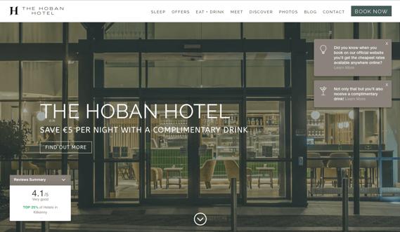 Hoban-hotel-homepage