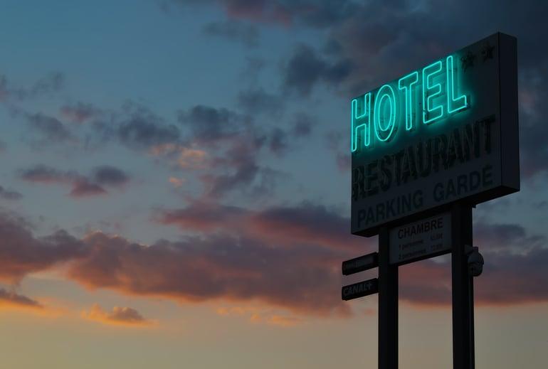 Hotel_LED_Blue