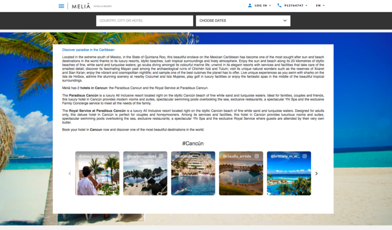 melia-hotels-user-generated-content