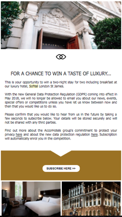 sofitel-email-marketing-strategy